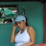 Andrea Rincon, Selena Spice Galeria 33: Gorra Azul, Cachetero Azul Foto 29
