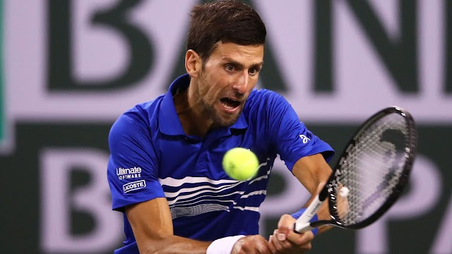 Tennis - Djokovic, Osaka stayed on top rankings