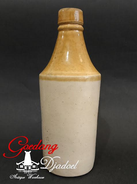stoneware bottle glasgow ginger beer bottle