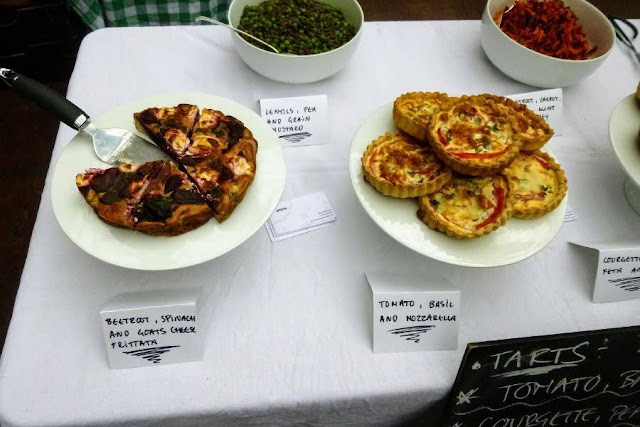 Things to do in Bath England: Shop Green Park Farmer's Market