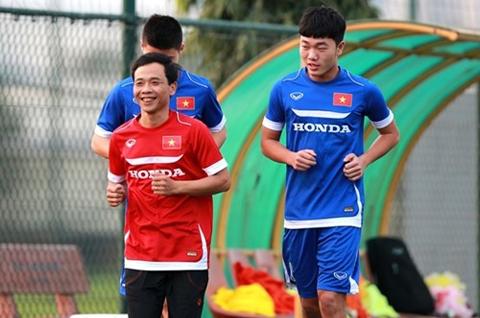 Bình phục chấn thương và chuẩn bị thi đấu vòng loại U19 châu Á
