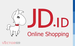 Logo JD.ID Online Shopping - Download Vector File EPS (Encapsulated PostScript)