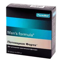 Менс Формула Потенциал Форте