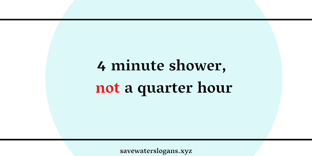 Save Water Quotes & Images