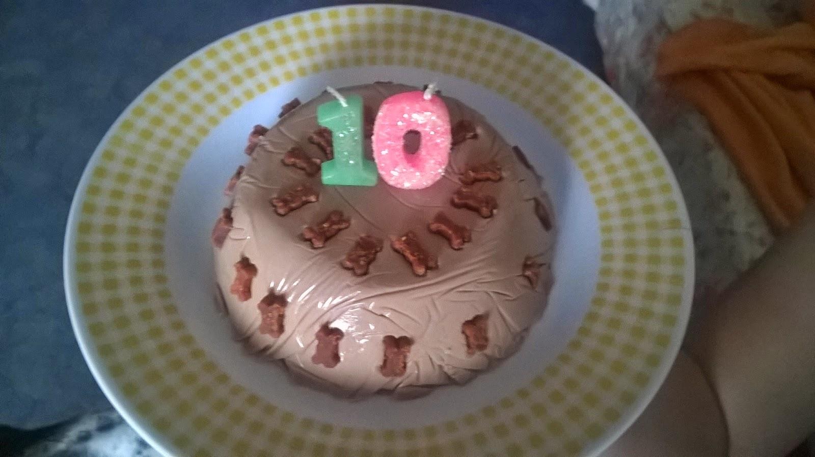 kutya torta képek Cesill recepttára: Egyszerű kutyatorta kutya torta képek