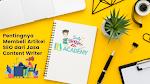 Pentingnya Membeli Artikel SEO dari Jasa Content Writer