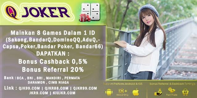 Image of Cara Bermain Judi BandarQ Online Situs QJoker Terpercaya