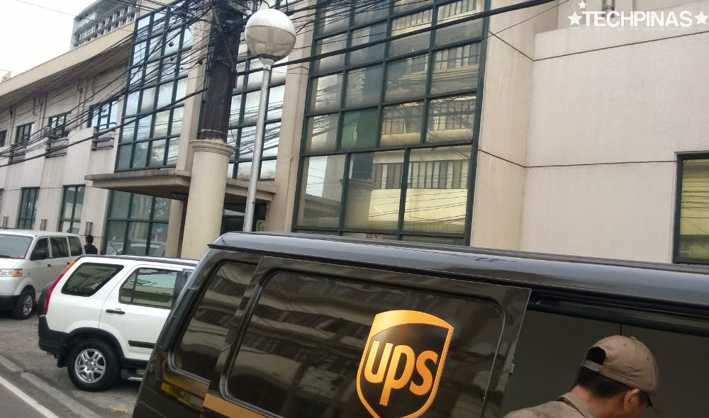 UPS Philippines, UPS Brown Ride