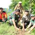 Dandim Klaten Beri Perhatian Khusus Tanam Vertiver dalam Mitigasi Bencana