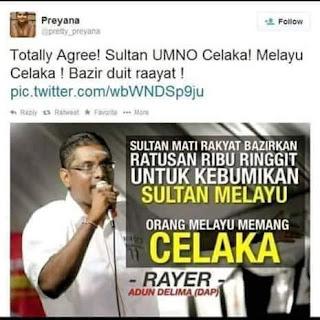 Apa fungsi ketua2 tamil dalam DAP?