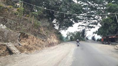 Jalan Makin Lebar, Jarak Tempuh Sungguminasa-Malino Makin Cepat