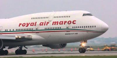 Maroc- La RAM ouvre la ligne Dakhla-Paris à partir de vendredi