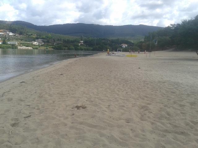 Rio Douto e Areal da Lomba