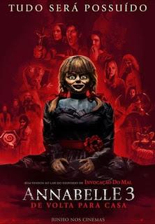 Annabelle 3 - De Volta Para Casa - Dublado