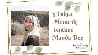 Fakta Manda Dee