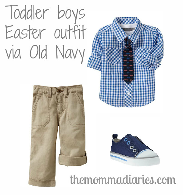 old navy boys easter outfit