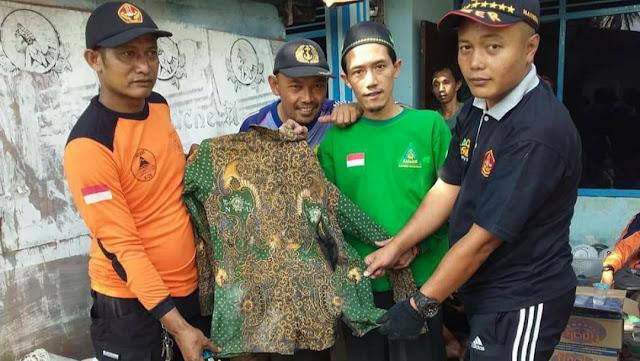 Kebakaran Menimpa Rumah Warga Pemalang, Tersisa Baju NU yang Tidak Terbakar