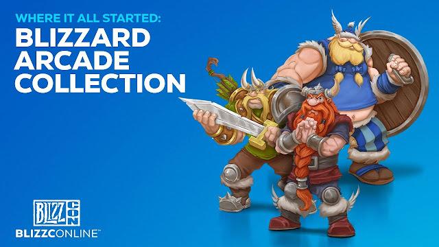 The Blizzard Arcade Collection