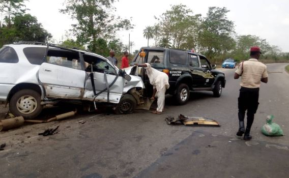 One dies, three injured in Ogun accident