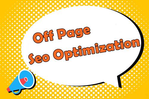 Off Page Seo Optimization Techniques | Off Page Seo Optimization In Blogger 2019