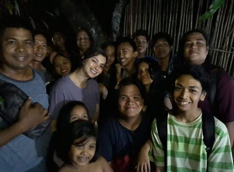 Angel Locsin Looks Fresh In The Set Of The General's Daughter