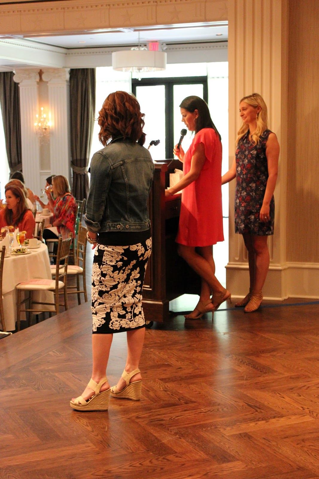 wilchester elementary school style show amp luncheon