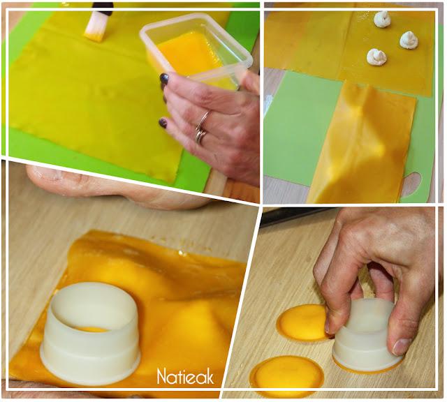 préparation de tortellini  à l'atelier culinaire Cuisine a&d