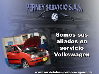 Servicio Tecnico Volkswagen - Perney 2013