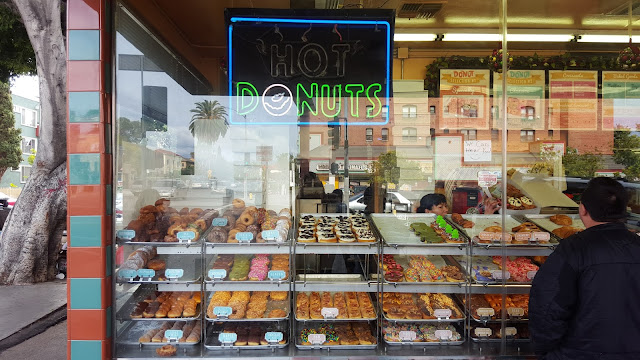 California Donuts LA