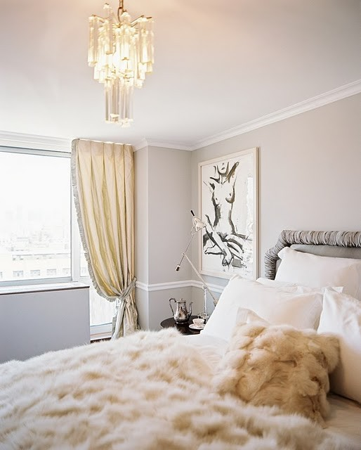 Because It's Awesome: interiors || luxe and warm