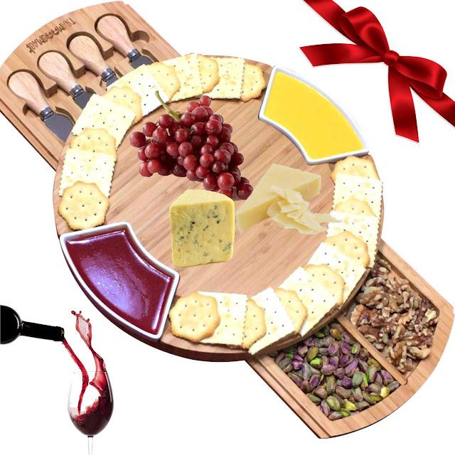 iBamboMart cheese tray
