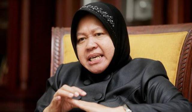 Tri Rismaharini, Wali Kota Surabaya