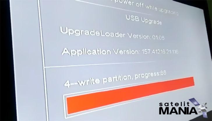 Downgrade Software Receiver MMP Raja Ampat