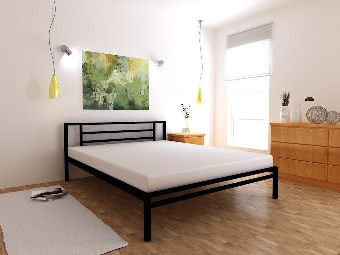 Кровать  металлическая Тина 80х190/200  ТМ MegaOpt