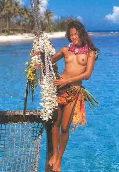 Are marshall islands girls nude consider