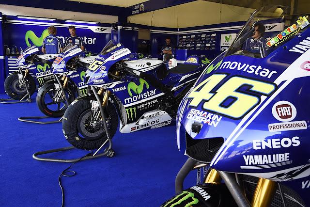 Bos Yamaha Mengakui Sasis Baru Undang Kontroversi