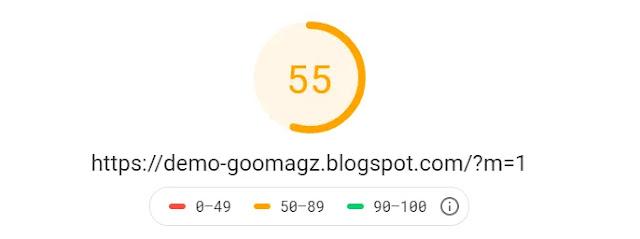 Goomagz Responsive Magazine News Tutorial Blogger Template Theme
