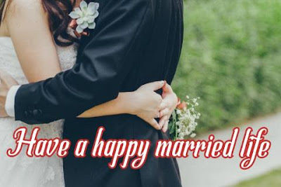 images for happy married life