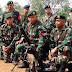 Mayjen TNI Tri Yuniarto Periksa Kesiapsiagaan Pasukan Pemukul Reaksi Cepat Para Raider 305 Karawang