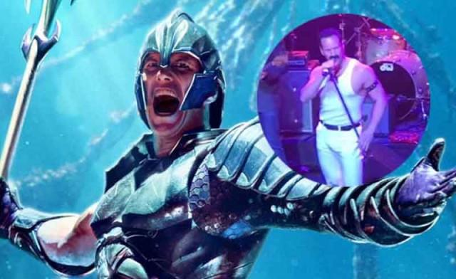 Mengejutkan! Patrick Wilson (Aquaman) menjadi Freddie Mercury (QUEEN) di Acara ini..