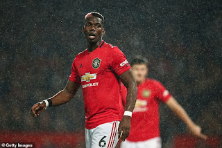 Manchester United leap to the defence of Paul Pogba amid rumours the star is demanding a pay rise