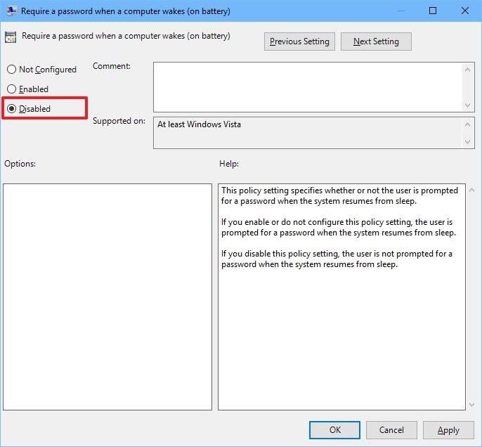 Thay đổi thiết lập từ Group Policy dùng cho Laptop