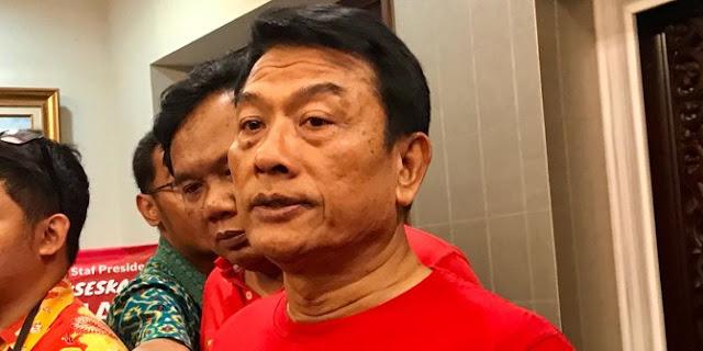 Djoko Santoso soal Moeldoko masuk tim pemenangan Jokowi: Bagus, anak buah pintar