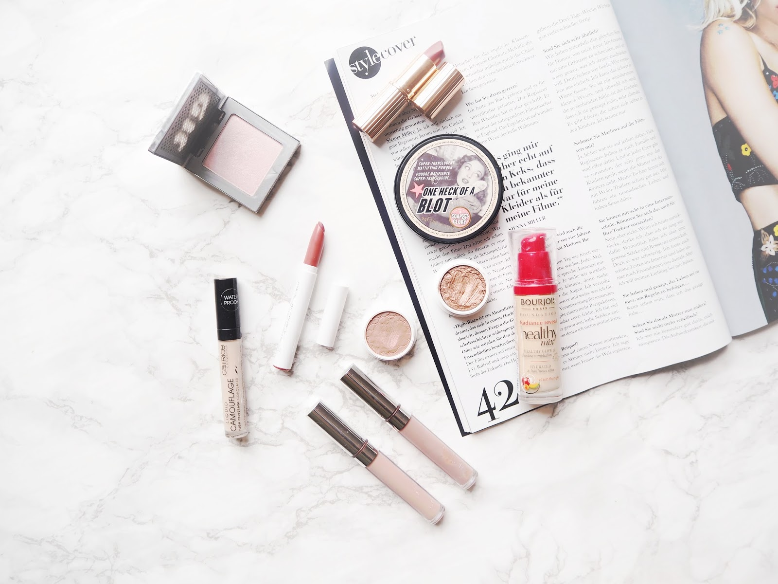 June 2016 Beauty Favourites, monthly favourites, urban decay, colourpop, charlotte tilbury, soap and glory, catrice, bourjois, review, favourites