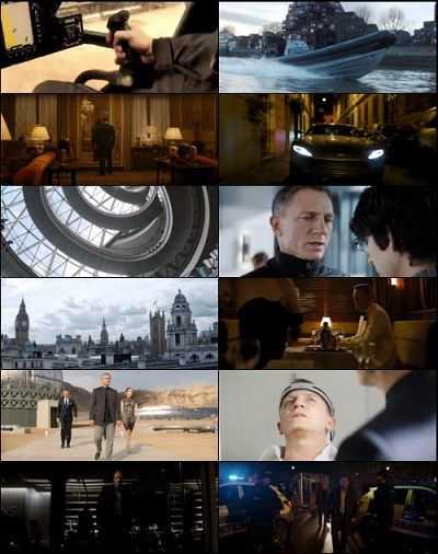 Spectre 2015 English - Tamil - Hindi Hollywood Action Movies