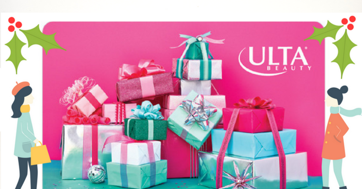 B Is 4: Ulta Holiday GC Giveaway