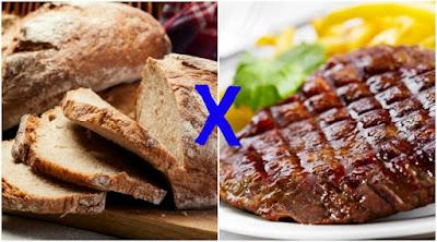 Dieta - Sempre uma dúvida, cortar mais carboidrato ou gordura