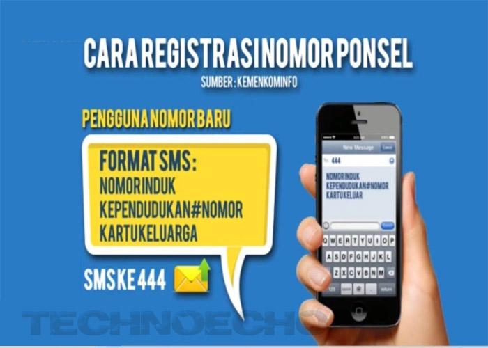 Cara Registrasi Ulang Kartu XL Lewat SMS Dan Web  TechnoEcho