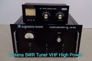 Antena SWR Tuner VHF High Power