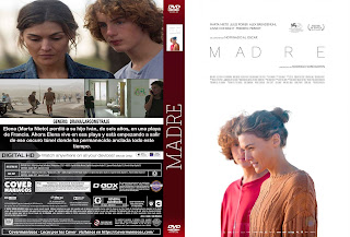 MADRE 2019[COVER DVD+BLU-RAY]